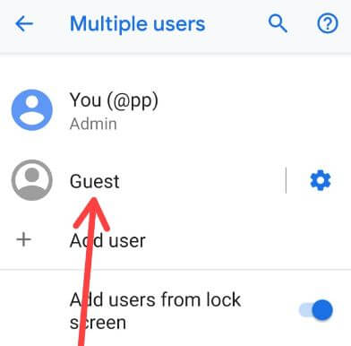 How to use Guest mode on Pixel 3 Pie